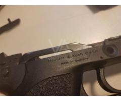 Pistola HK USP Standar Bicolor