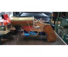 Pistola de bengalas