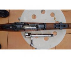 Maeser Mexicano 1936 calibre 7.57